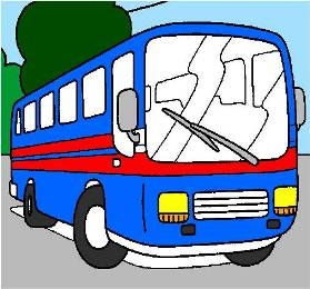 bus transports scolaires